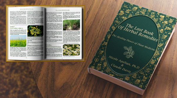 Herbal Remedies Book Cover